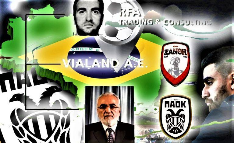 Αποκάλυψη: Ο Καλπαζίδης στη Βραζιλία, για να αγοράσει ομάδα ή εγκαταστάσεις για τον Ιβάν… | to10.gr