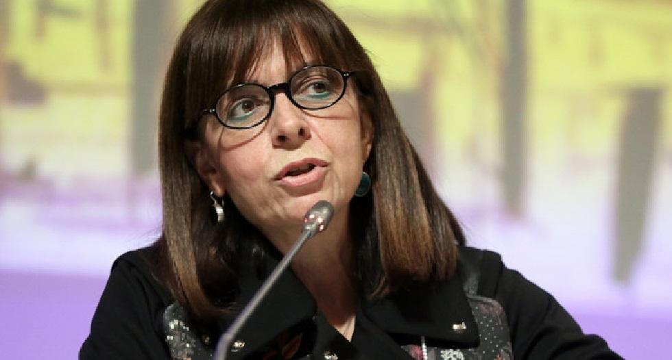 Αικατερίνη Σακελλαροπούλου: Εκλέγεται ΠτΔ από την πρώτη ψηφοφορία με 266 ψήφους | to10.gr