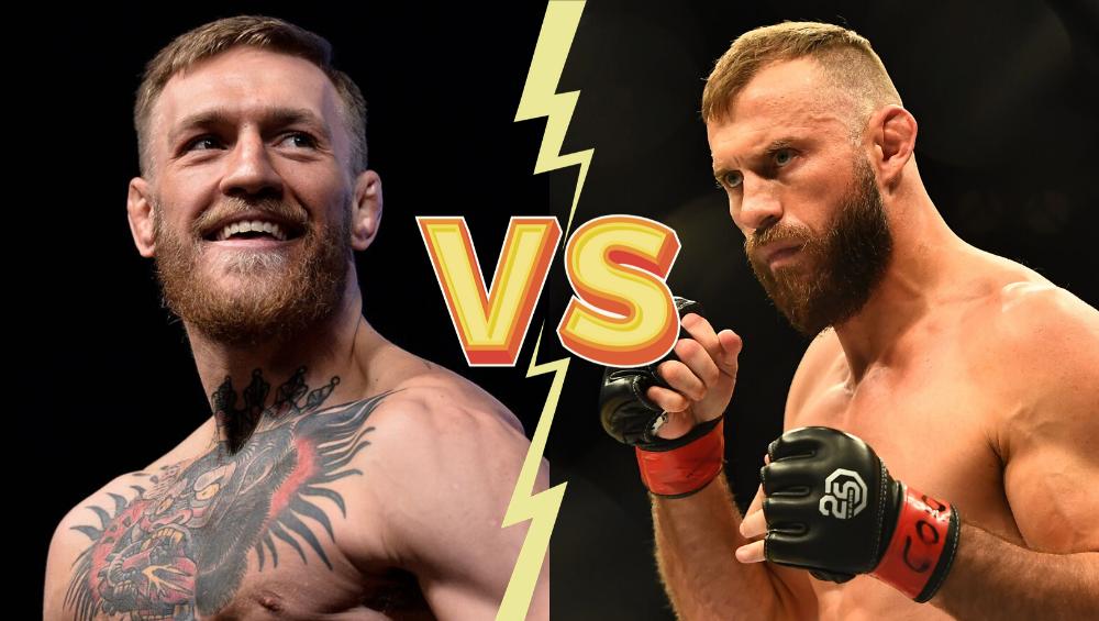 McGregor vs. Cerrone με ειδικά στοιχήματα στο Stoiximan.gr! | to10.gr