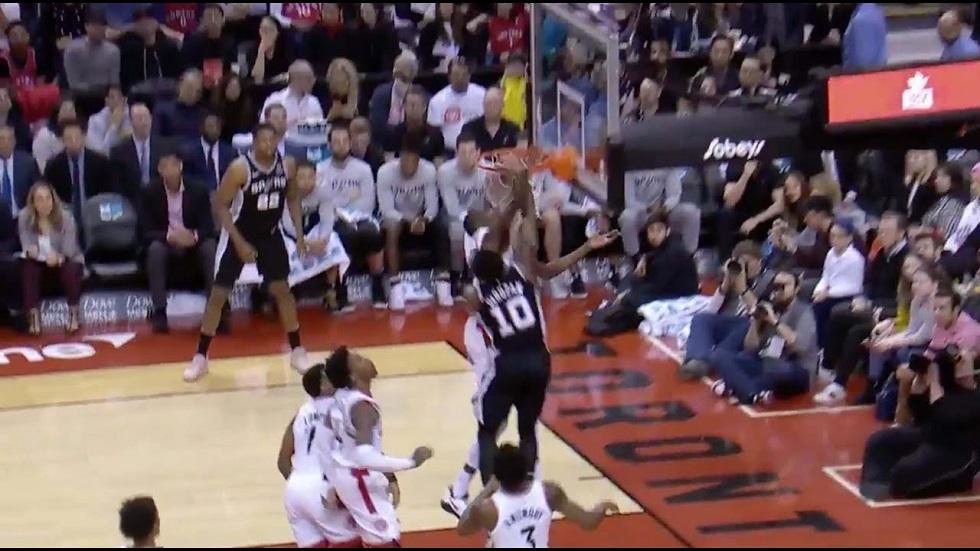 NBA Τop 10: Στην κορυφή το… άρρωστο πόστερ του ΝτεΡόζαν στον Μπούσερ (vid) | to10.gr