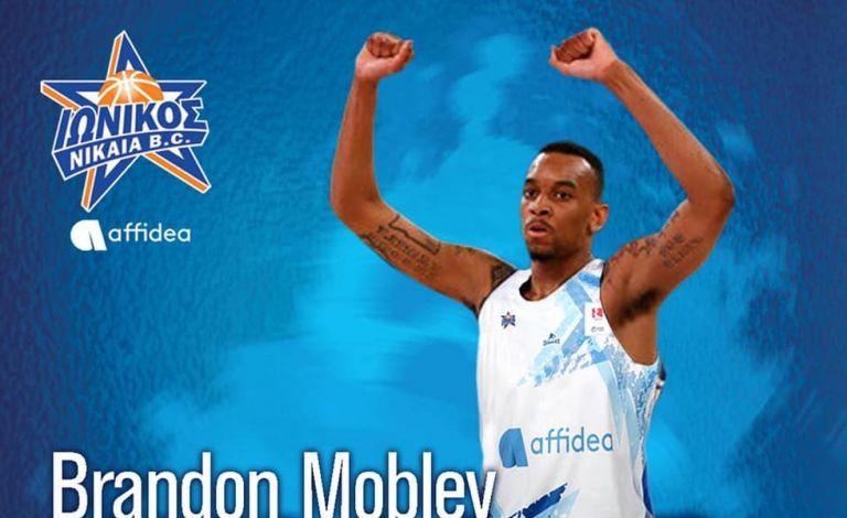 Ιωνικός Νίκαιας : Ανακοίνωσε τον Μπράντον Μόμπλεϊ | to10.gr
