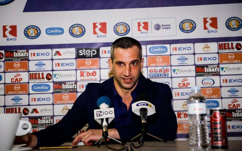 Παπανικολόπουλος: «Μεσολαβεί πολύ καιρός για το ματς με τον Παναθηναϊκό»