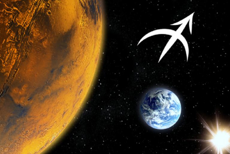 Τι φέρνει στην Ελλάδα ο Άρης στον Τοξότη;   to10.gr