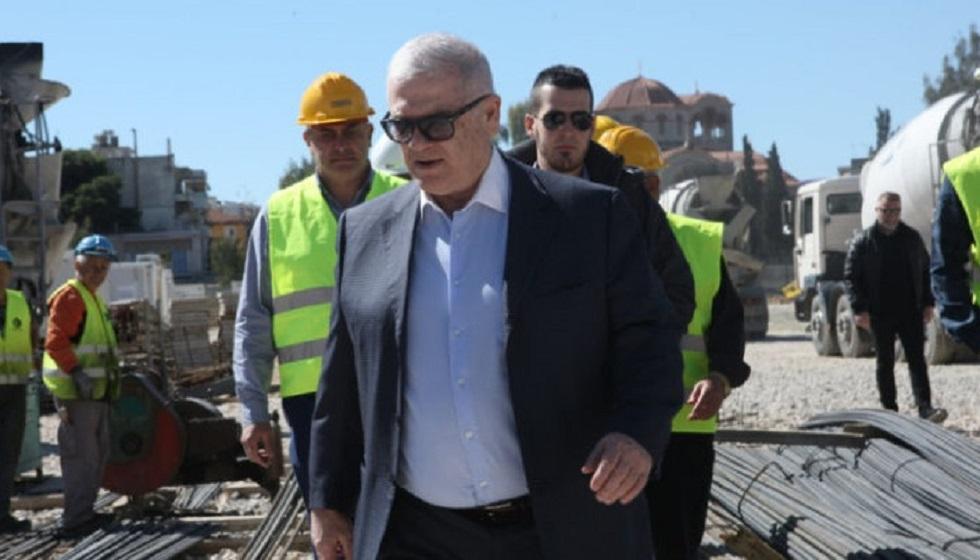 Επιθεώρησε τις σουίτες της «Αγια-Σοφιάς» ο Μελισσανίδης | to10.gr