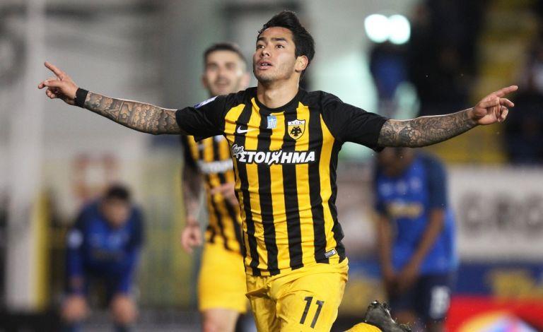 AEK: Σέρχιο Αραούχο η επιστροφή | to10.gr