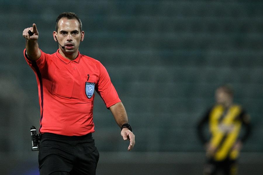 Ο Τσαγκαράκης στο ΑΕΚ – Παναιτωλικός | to10.gr