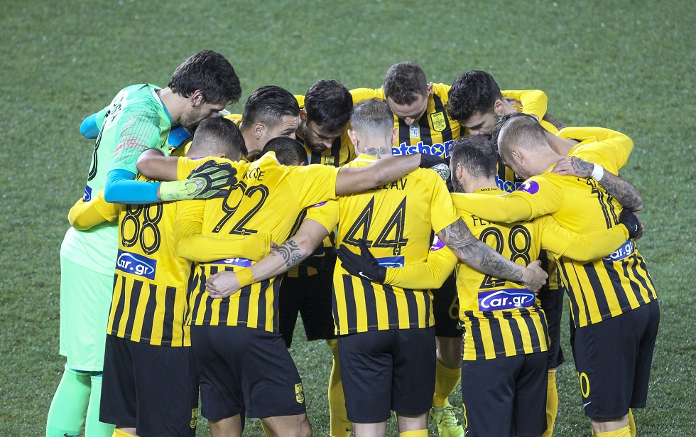 ΠΑΕ Άρης: «Δίνουμε τον πιο σημαντικό αγώνα της σεζόν» (pic)   to10.gr