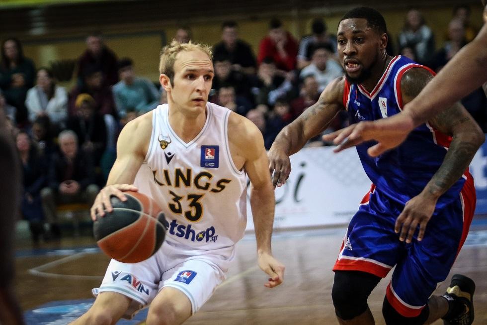 Basket League: Βραβεύεται ως MVP Ιανουαρίου ο Φράνκαμπ | to10.gr