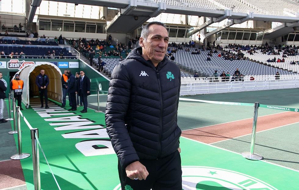 Δώνης: «Υπάρχει ηρεμία στην ομάδα» | to10.gr