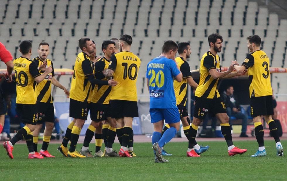 Κρίστιτσιτς και 2-0 η ΑΕΚ (vids) | to10.gr