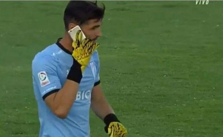 Κόλο Κόλο – Κατόλικα: Στο γήπεδο «πόλεμος» κι ο τερματοφύλακας μιλούσε στο κινητό (pics & vid) | to10.gr