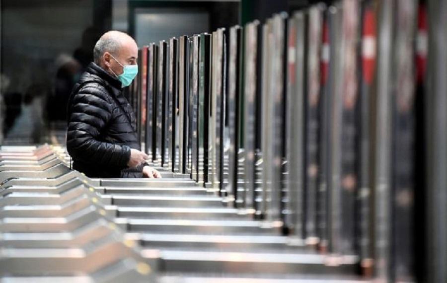 Κοροναϊός : Αυξάνονται τα κρούσματα στην Ευρώπη   to10.gr