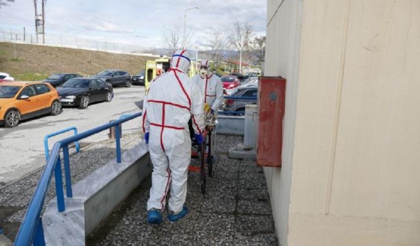 Κοροναϊός: Ύποπτο κρούσμα στην Κατερίνη   to10.gr