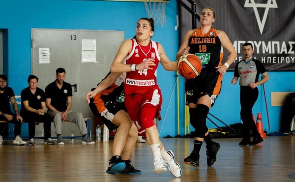 Ολυμπιακός: Άνετη νίκη στα Μελίσσια | to10.gr