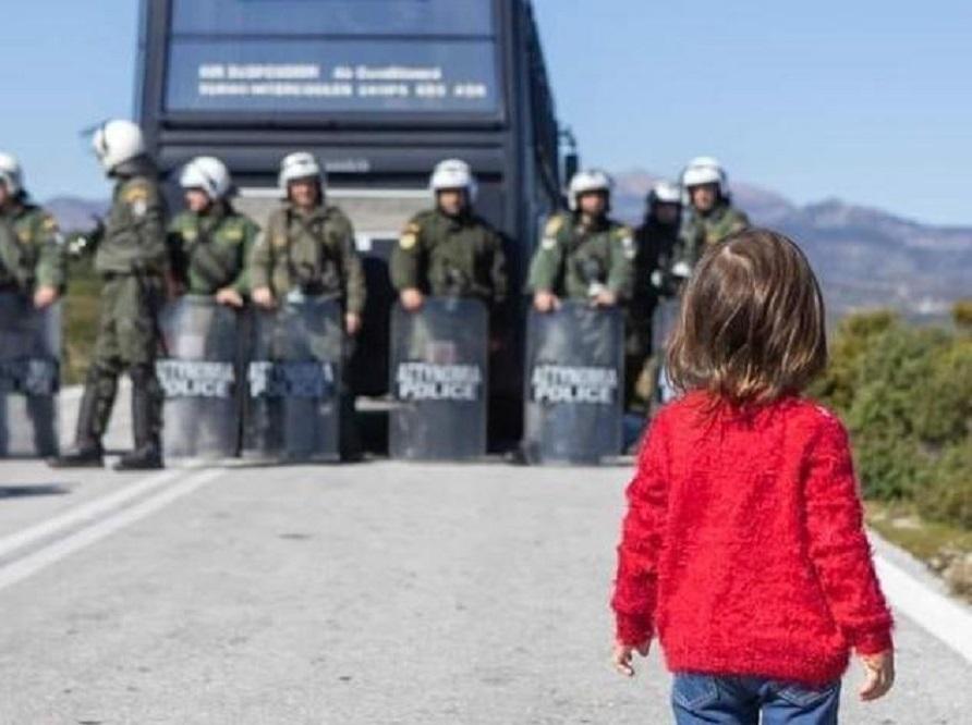 Προσφυγικό: «Πεδίο μάχης» Λέσβος και Χίος – Γενική απεργία την Τετάρτη | to10.gr