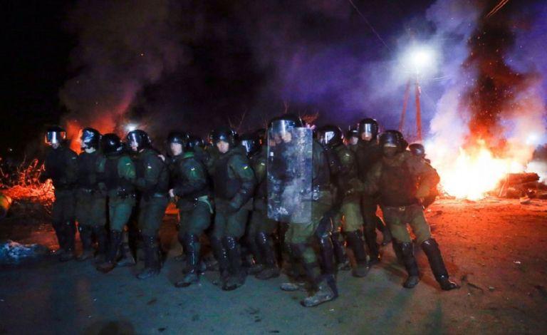 Ουκρανία – κοροναϊός : Επιθέσεις κατά πολιτών που επαναπατρίστηκαν από την Ουχάν   to10.gr