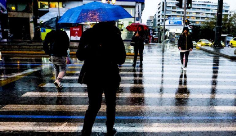 Καιρός σήμερα: Βροχερό σκηνικό και πτώση της θερμοκρασίας | to10.gr