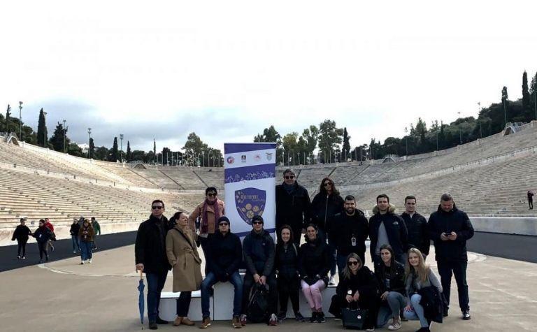 Επίσκεψη στο Δημοτικό Θέατρο Πειραιά και το Καλλιμάρμαρο | to10.gr