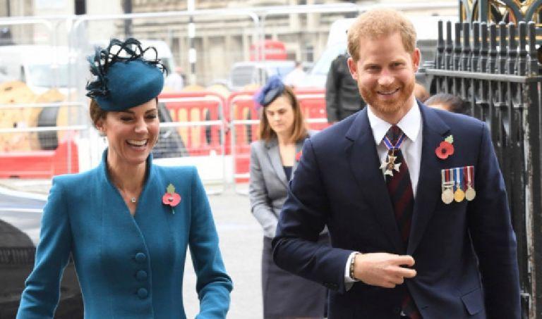 Η Κέιτ Μίντλετον είναι δυστυχισμένη -Της λείπει πολύ ο πρίγκιπας Χάρι, φοβάται πως δεν θα είναι ποτέ ξανά τόσο δεμένοι | to10.gr