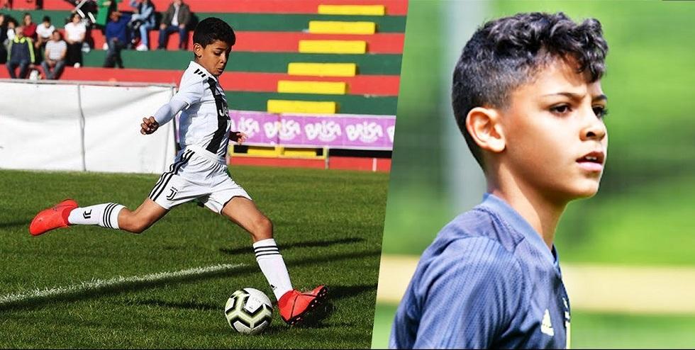 «Έριξε» το Instagram ο 9χρονος γιος του Κριστιάνο Ρονάλντο (vid)   to10.gr