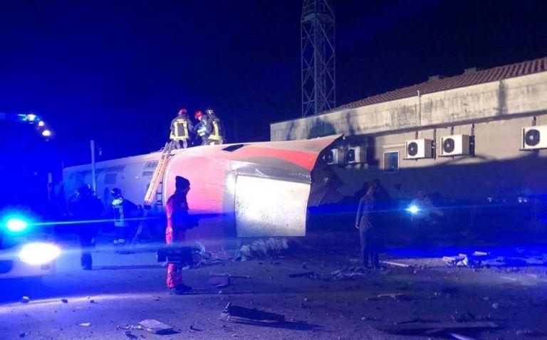 Εκτροχιάστηκε αμαξοστοιχία κοντά στο Μιλάνο: Τουλάχιστον δύο νεκροί – Δεκάδες τραυματίες | to10.gr