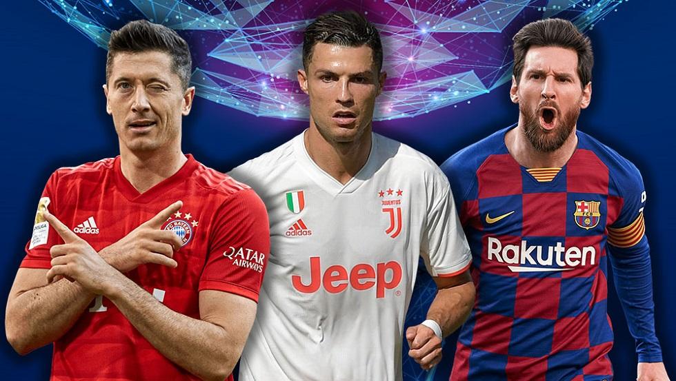 NEA ειδικά παικτών στο Champions League από το Stoiximan.gr   to10.gr