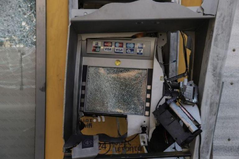 Έκρηξη σε ATM στη Νέα Πεντέλη – Δεν μπόρεσαν να πάρουν χρήματα | to10.gr