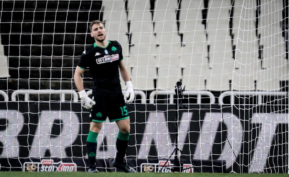 Ξενόπουλος: «Ο τερματοφύλακας πρέπει να έχει υπομονή» - to10.gr