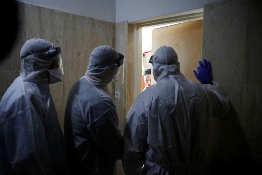 Ισραήλ: Πυρηνικό καταφύγιο στη διάθεση των αρχών για την καταπολέμηση του κοροναϊού   to10.gr