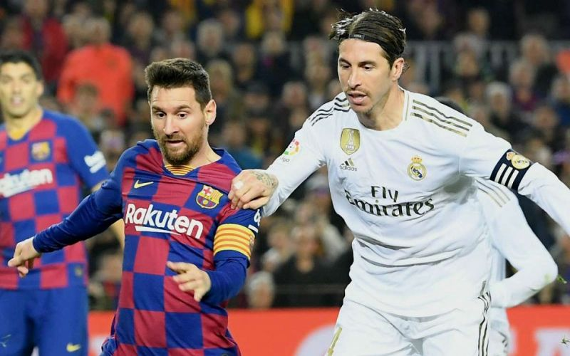 «Αν η Ρεάλ Μαδρίτης ήταν πρώτη, το πρωτάθλημα θα είχε τελειώσει»