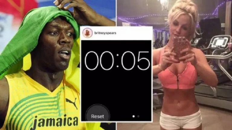 Η Μπρίτνεϊ Σπίαρς ισχυρίζεται ότι κατέρριψε το παγκόσμιο ρεκόρ του Μπολτ! | to10.gr