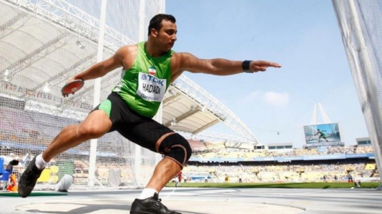 Θετικός στον κορωνοϊό ο Ολυμπιονίκης της δισκοβολίας, Εχσάν Χαντάντι | to10.gr