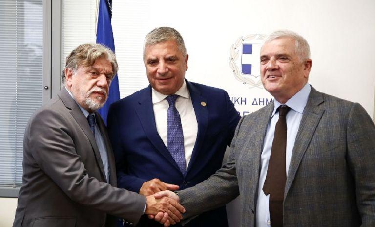 Βούρος για υπογειοποίηση: «Σημαντική μέρα για την ΑΕΚ» | to10.gr