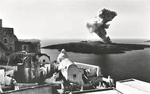 Νέα ανατρεπτική μελέτη για την έκρηξη στο ηφαίστειο της Σαντορίνης | to10.gr