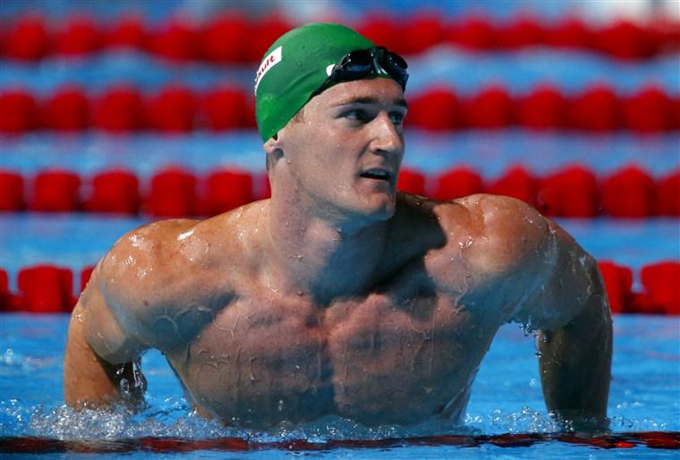 Κολύμβηση: Ανάρρωσε από τον κορωνοϊό ο Βαν ντερ Μπεργκ | to10.gr