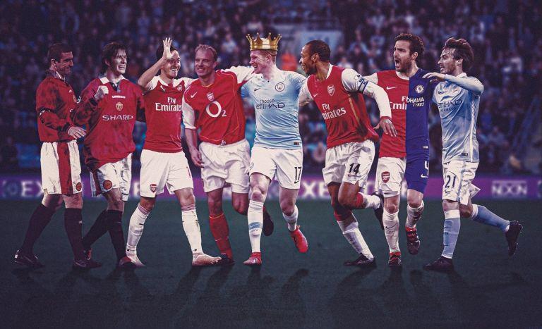 Ο Ντε Μπρόινε πάνω από τους μύθους της Premier League (vid) | to10.gr