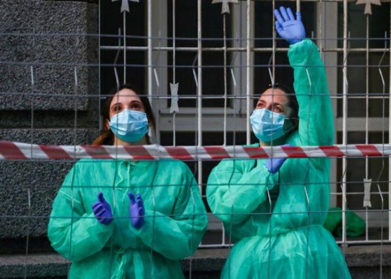 Κορωνοϊός: 674 νεκροί το τελευταίο 24ωρο στην Ισπανία, πτώση για τρίτη συνεχή ημέρα | to10.gr
