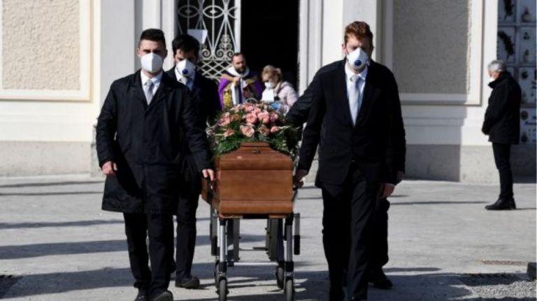 Κορωνοϊός – Μιλάνο: Mαζικές ταφές θυμάτων που δεν αναζητήθηκαν | to10.gr