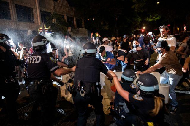 Νέα κλιμάκωση στις ΗΠΑ: Άνδρας σκοτώθηκε από τα πυρά αστυνομικών και της Εθνοφρουράς | to10.gr