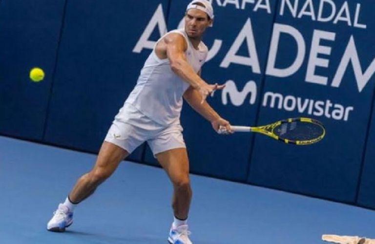 Απέσυρε τη συμμετοχή του από το US Open ο Ναδάλ | to10.gr