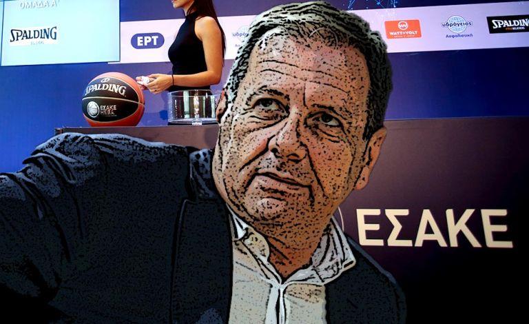 Αποχώρησε εκνευρισμένος από το Δ.Σ. του ΕΣΑΚΕ ο Αγγελόπουλος | to10.gr