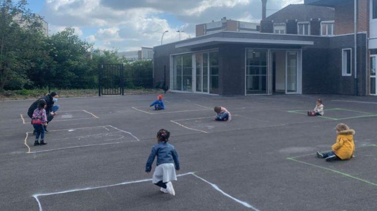 Παιδικοί σταθμοί στη Γαλλία: Με «κουτιά απομόνωσης» η νέα πραγματικότητα | to10.gr