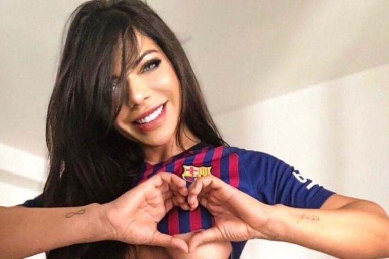 Suzy Cortez: Η πιο «καυτή» φαν του Μέσι τον «απαρνήθηκε» για χάρη του Μπέκαμ (pics) | to10.gr