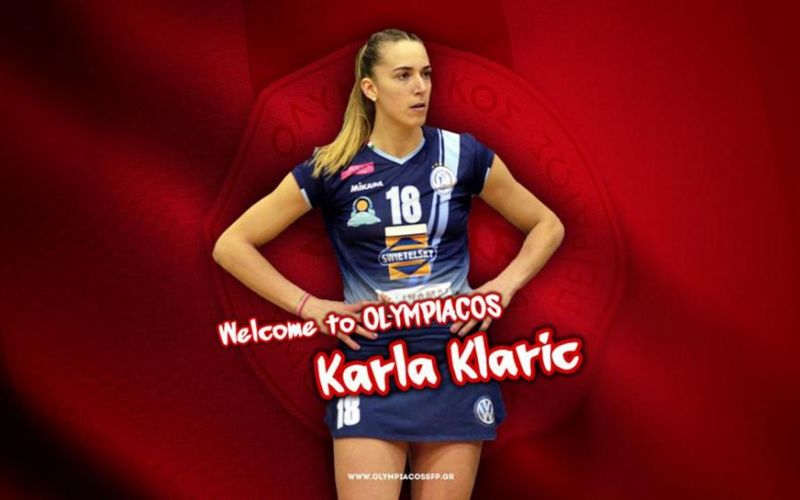 Ανακοίνωσε Κλάριτς ο Ολυμπιακός (pic)