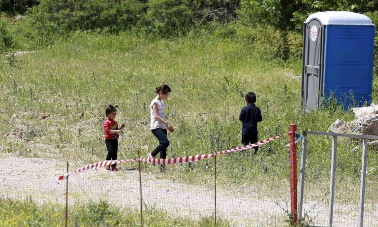 Κορονοϊός: Περιορισμός κυκλοφορίας στη δομή προσφύγων Πολυκάστρου | to10.gr