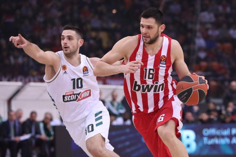 Παναθηναϊκός – Ολυμπιακός στη 2η αγωνιστική της Euroleague | to10.gr