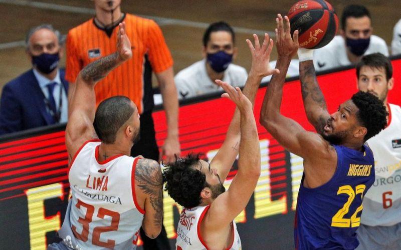 Μπαρτσελόνα-Μπούργος  98-84