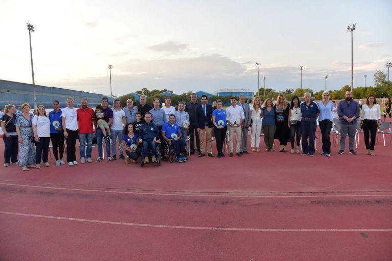 Εορτασμός της Ολυμπιακής Ημέρας στον Άγιο Κοσμά παρουσία κορυφαίων αθλητών | to10.gr