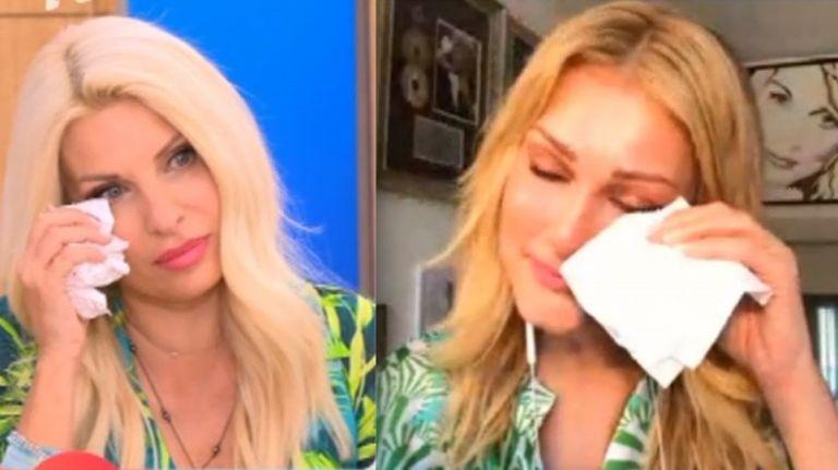 Ελένη Μενεγάκη – Θεοδωρίδου: Ξέσπασαν σε κλάματα στον αέρα της εκπομπής «Ελένη» | to10.gr