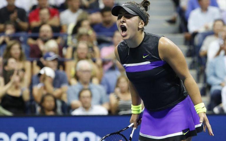 Αντρεέσκου για το US Open: «Δεν φοβάμαι, θα παρθούν όλα τα μέτρα» | to10.gr
